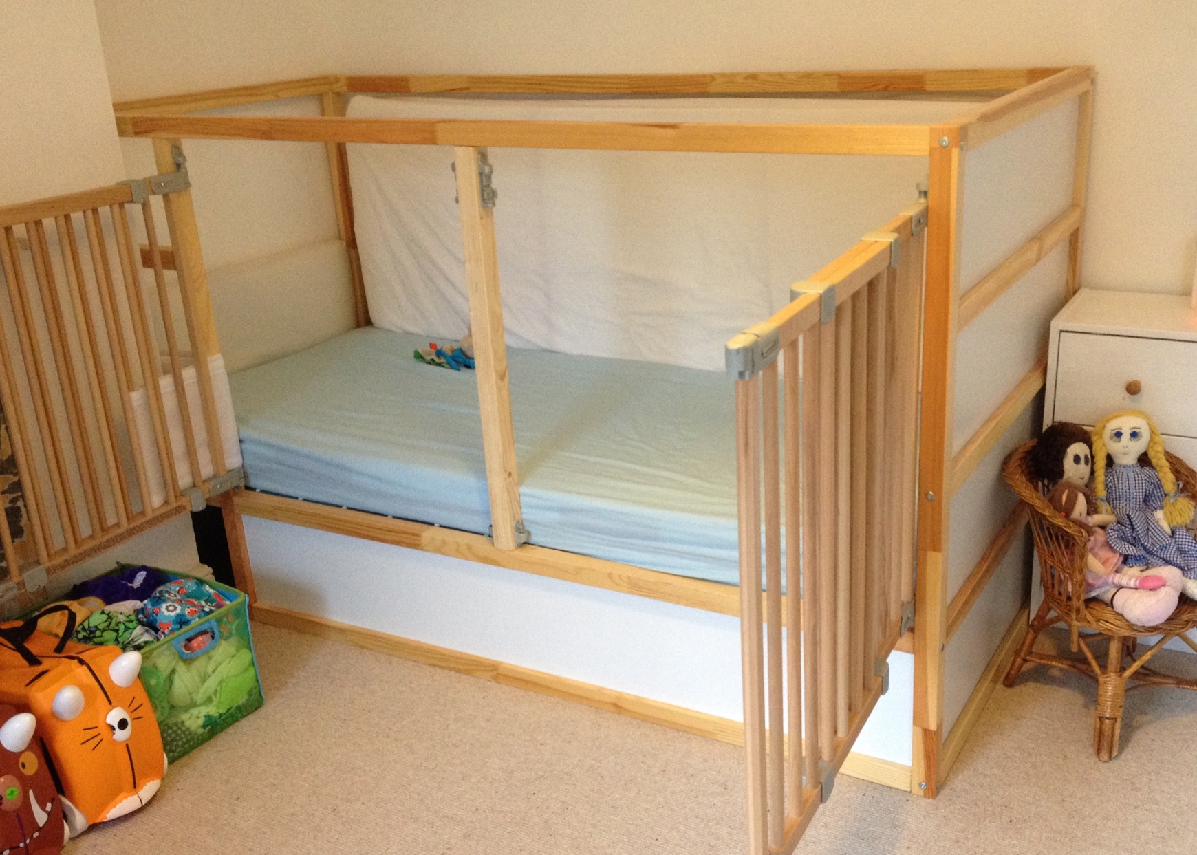 Baby Floor Bed Ideas